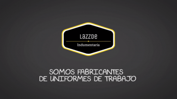 Video empresa de uniformes – Lazzde